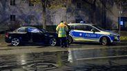 Zwei Jugendliche von Auto angefahren | Bild:dpa-Bildfunk/Sven Hoppe