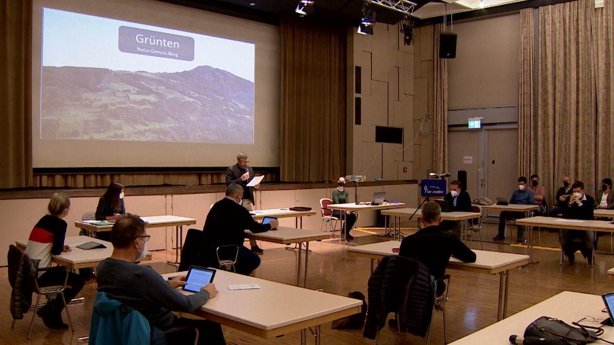 Zustimmung des Rettenberger Gemeinderats für die neuen Pläne am Grünten