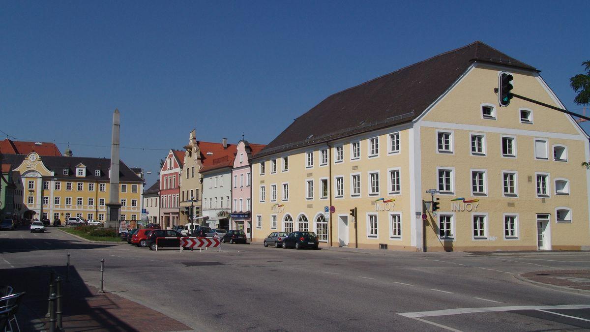 Der Bismarckplatz in Landshut wird nicht umbenannt.