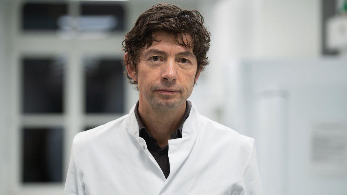 Christian Drosten, Direktor des Instituts für Virologie an der Berliner Charité