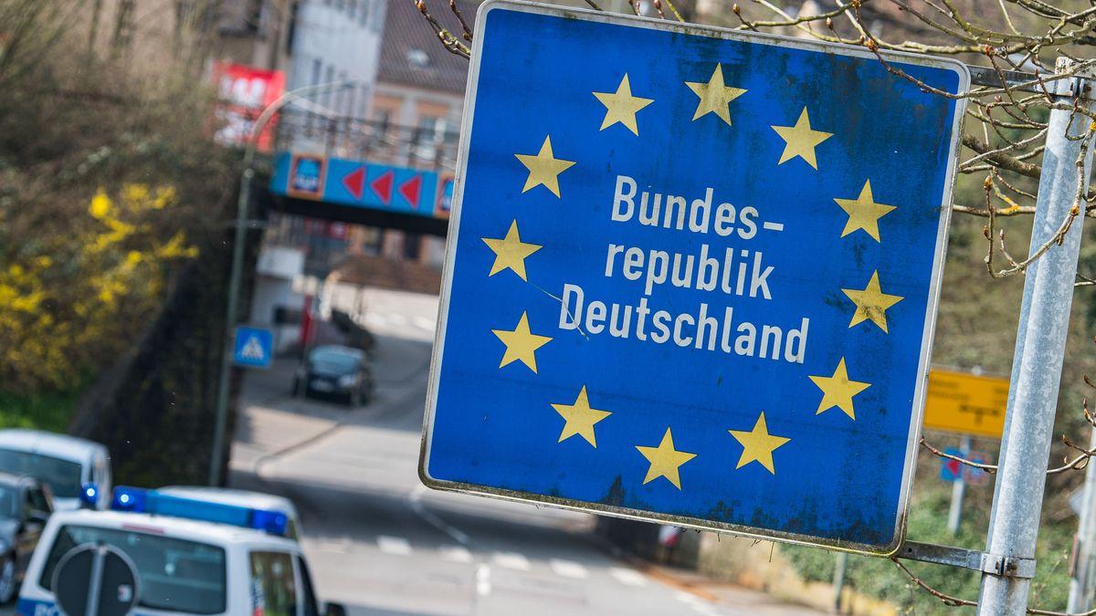 Symbolbild Einreise nach Deutschland