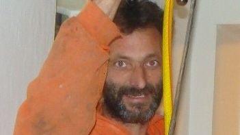 Hurbert Zarda (48) gilt als vermisst