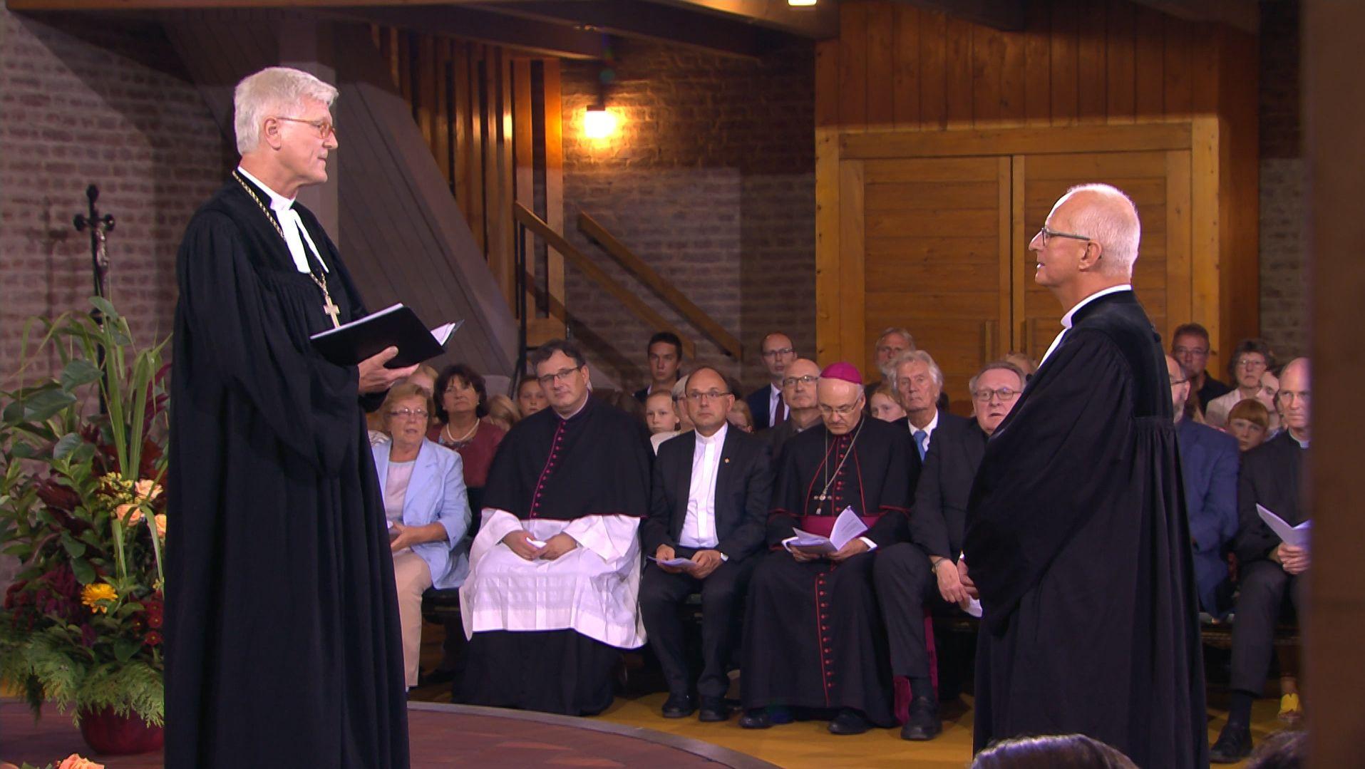 Neuer Regensburger Regionalbischof ist ins Amt eingeführt.