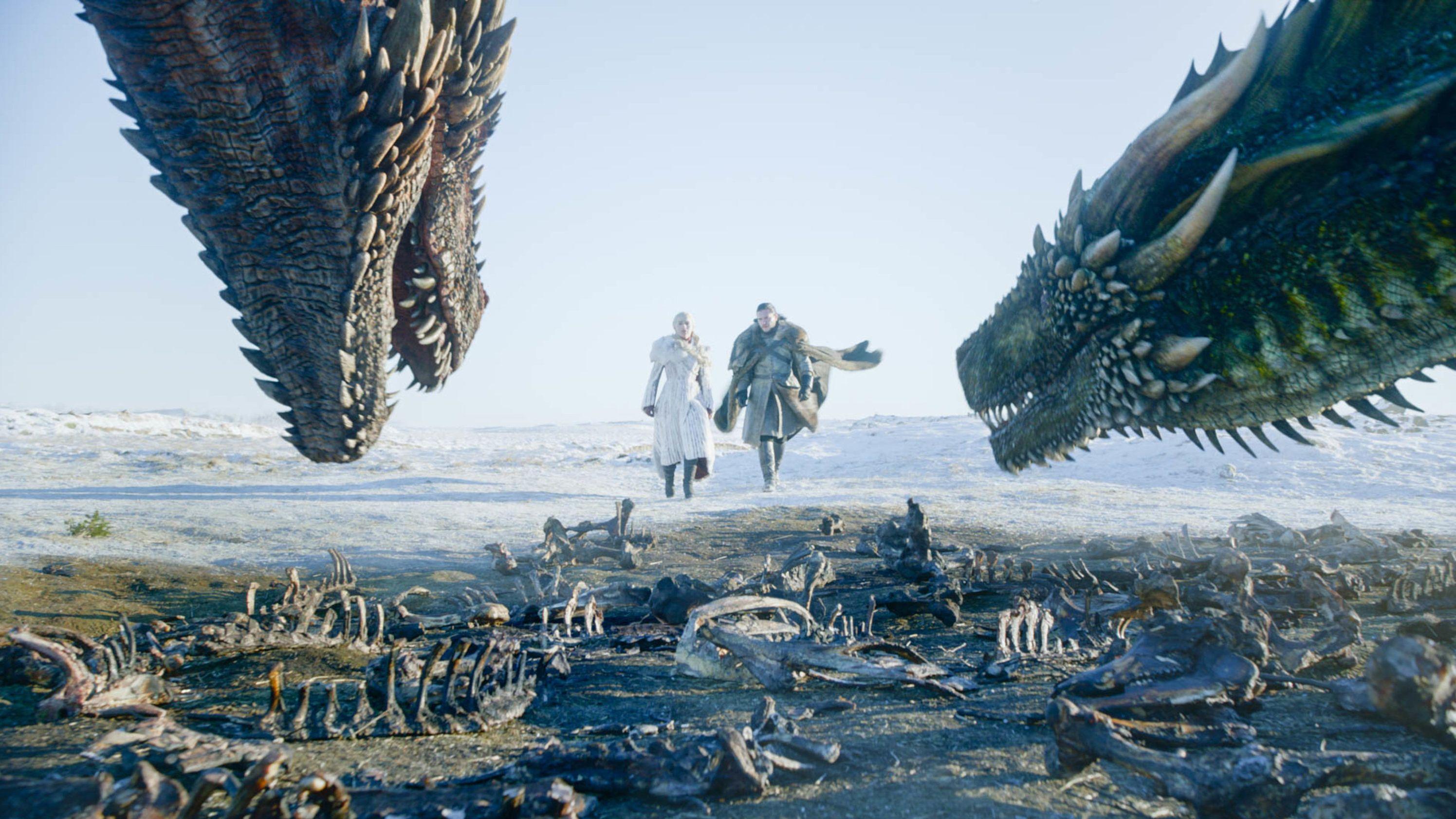 """Die Abschlussstaffel von """"Game of Thrones"""" ist mit 32 Nominierungen der große Favorit bei derdiesjährigen Emmy-Verleihung."""