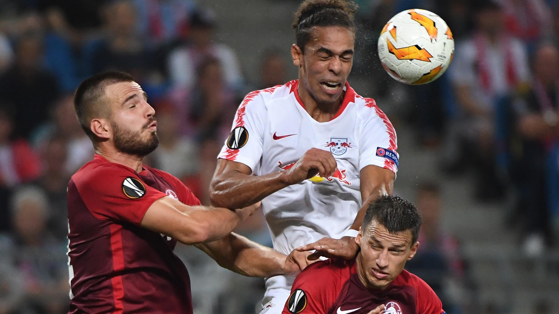 Leipzig unterliegt im Duell gegen Salzburg