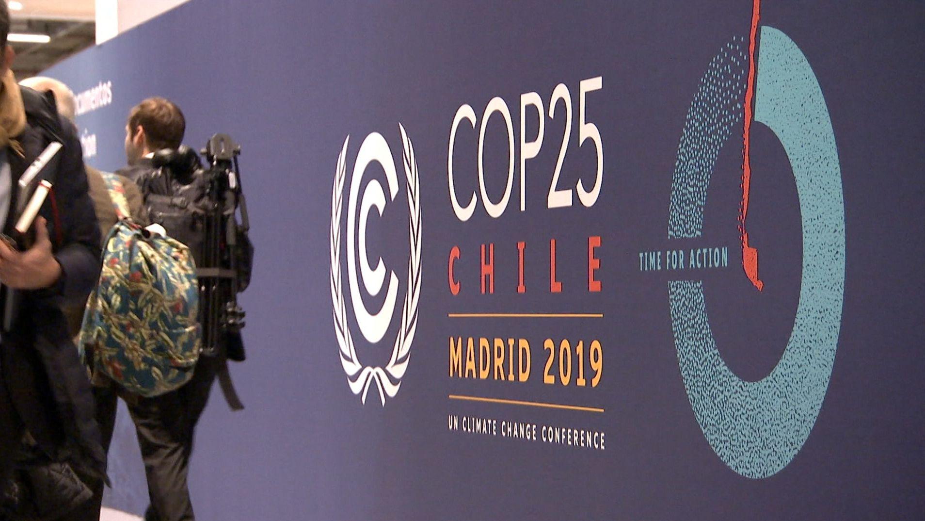 Klimakonferenz Madrid