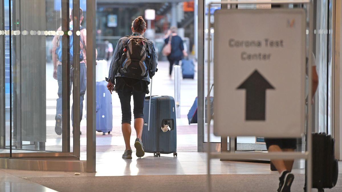Testangebot am Münchner Flughafen