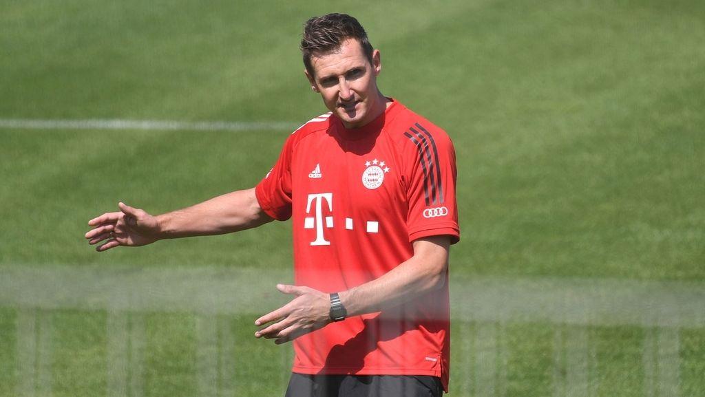 FC Bayern Co-Trainer Miroslav Klose