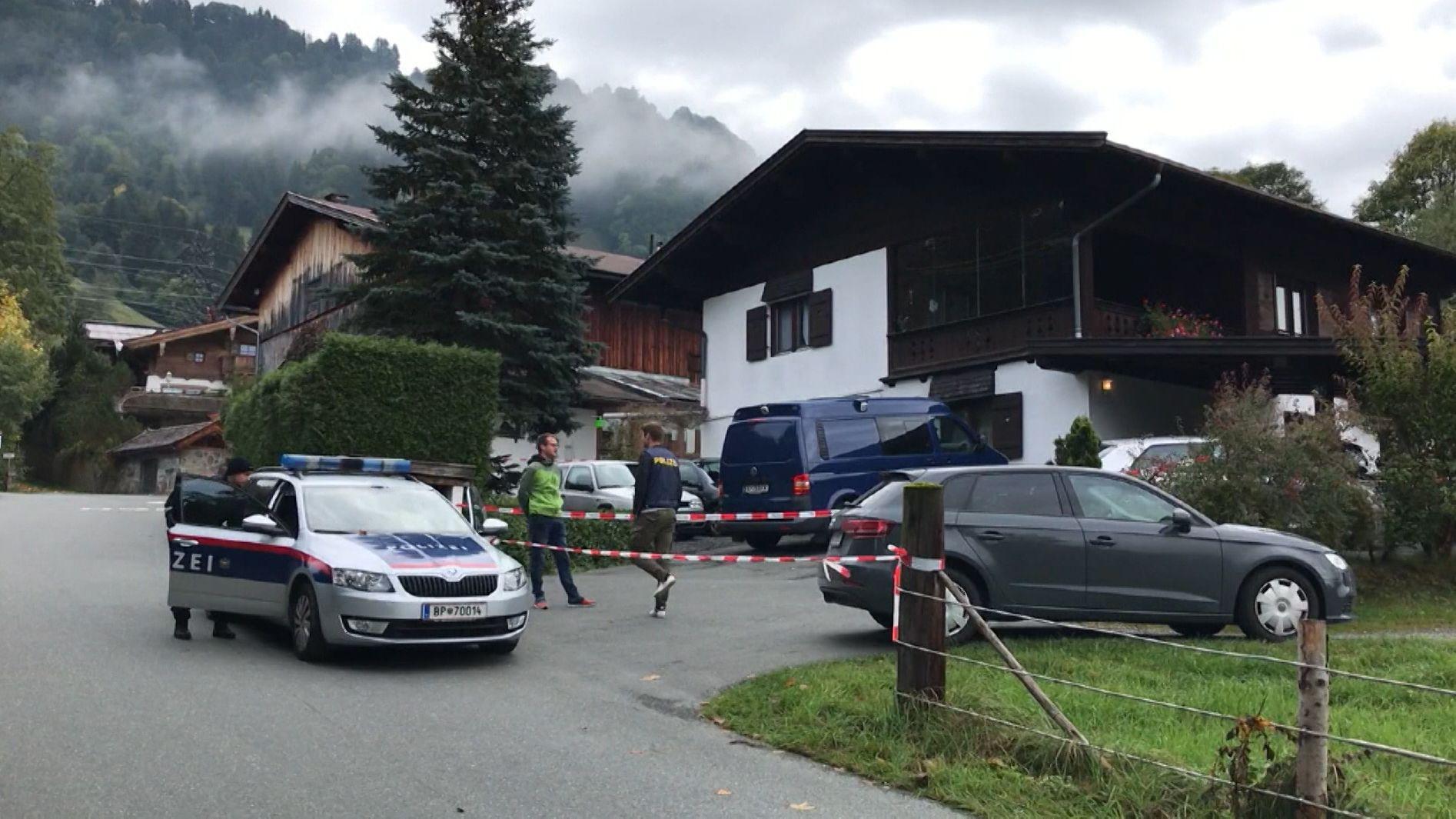 In diesem Einfamilienhaus in Kitzbühel starben fünf Menschen