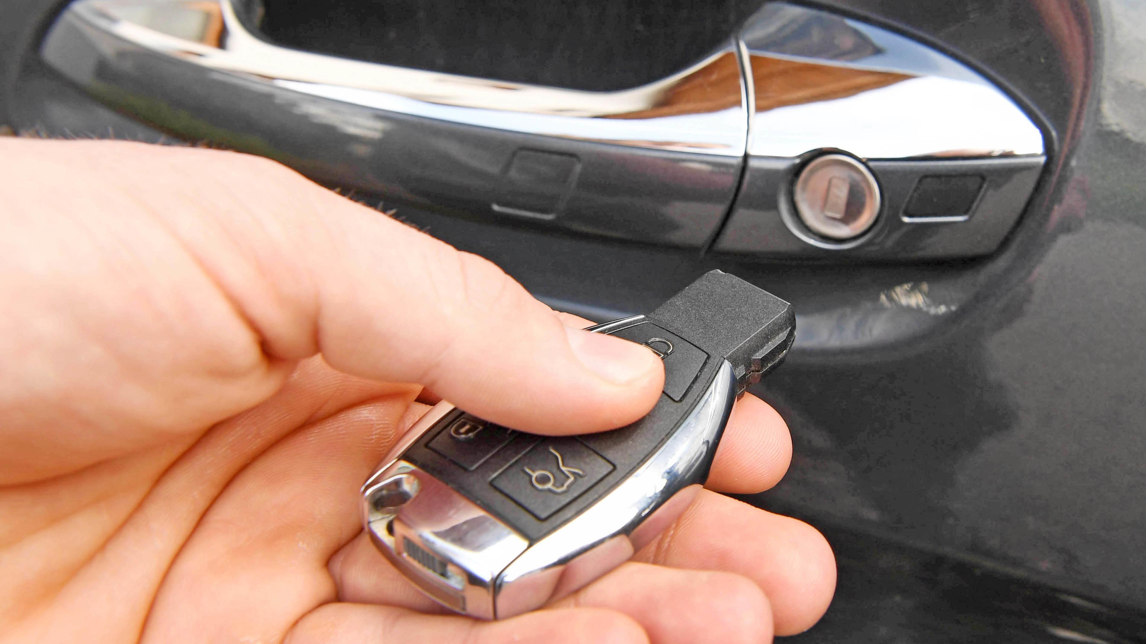 Keyless Go-Schlüssel