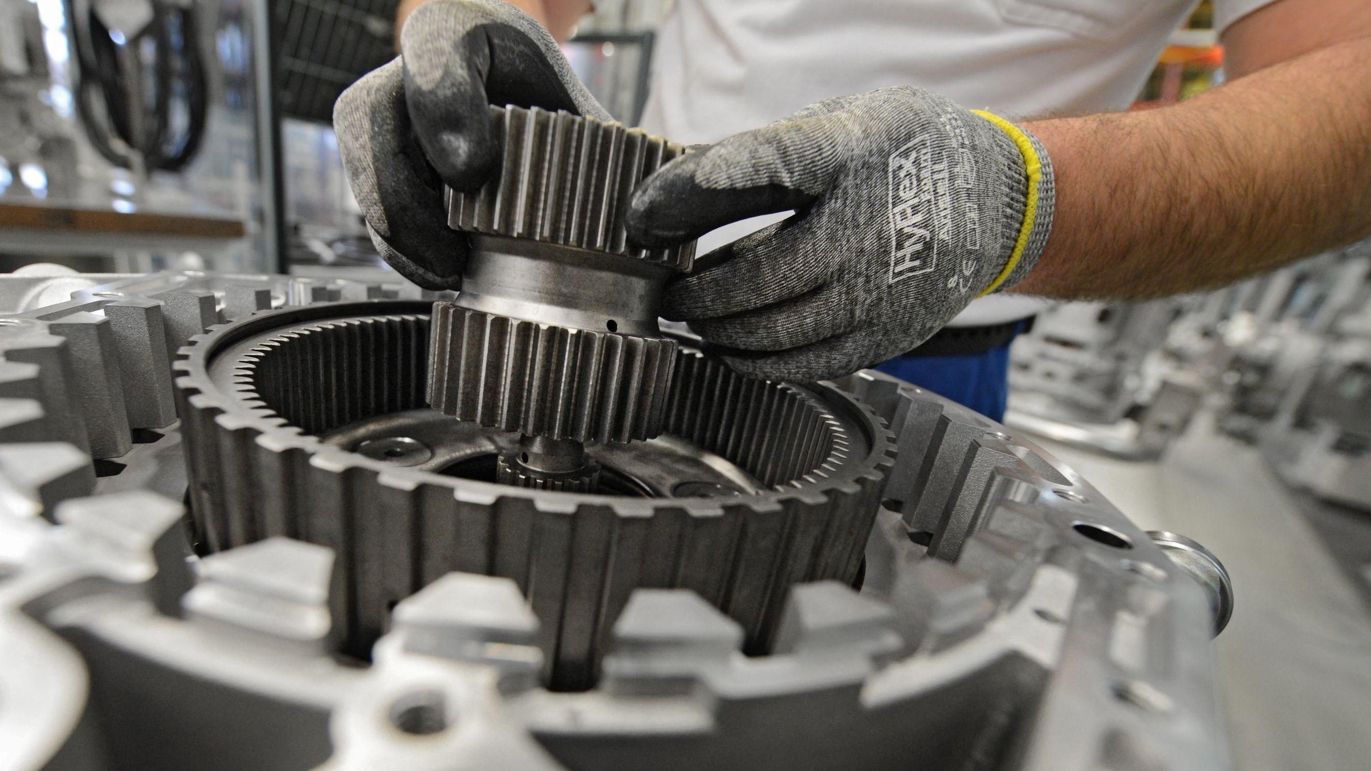 Maschinenbau erwartet weniger Produktion
