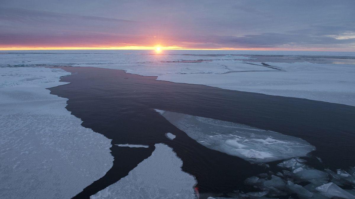 Mitte September 2020 betrug die verbleibende Eisfläche am Nordpol nur noch 3,8 Millionen Quadratkilometer.
