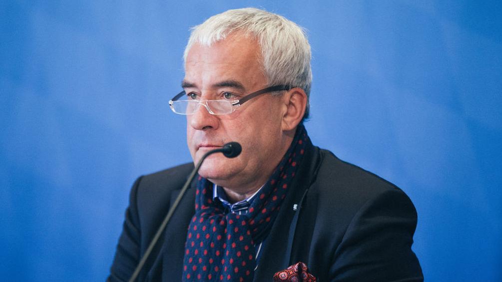 Archivbild von Ludwigs Spaenle, dem Antisemitismusbeauftragten der Bayerischen Staatsregierung aus seiner Zeit als Kultusminister vom 28. Oktober 2017