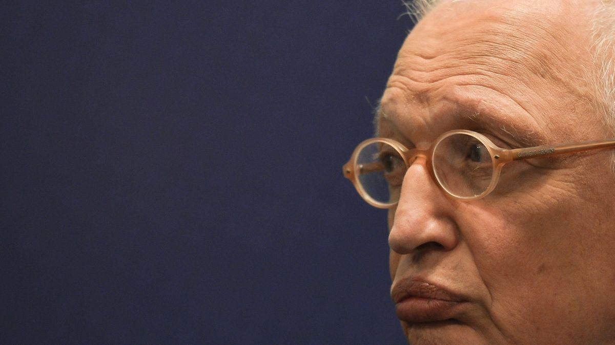 Günter Verheugen, ehemaliger EU-Kommissar, SPD