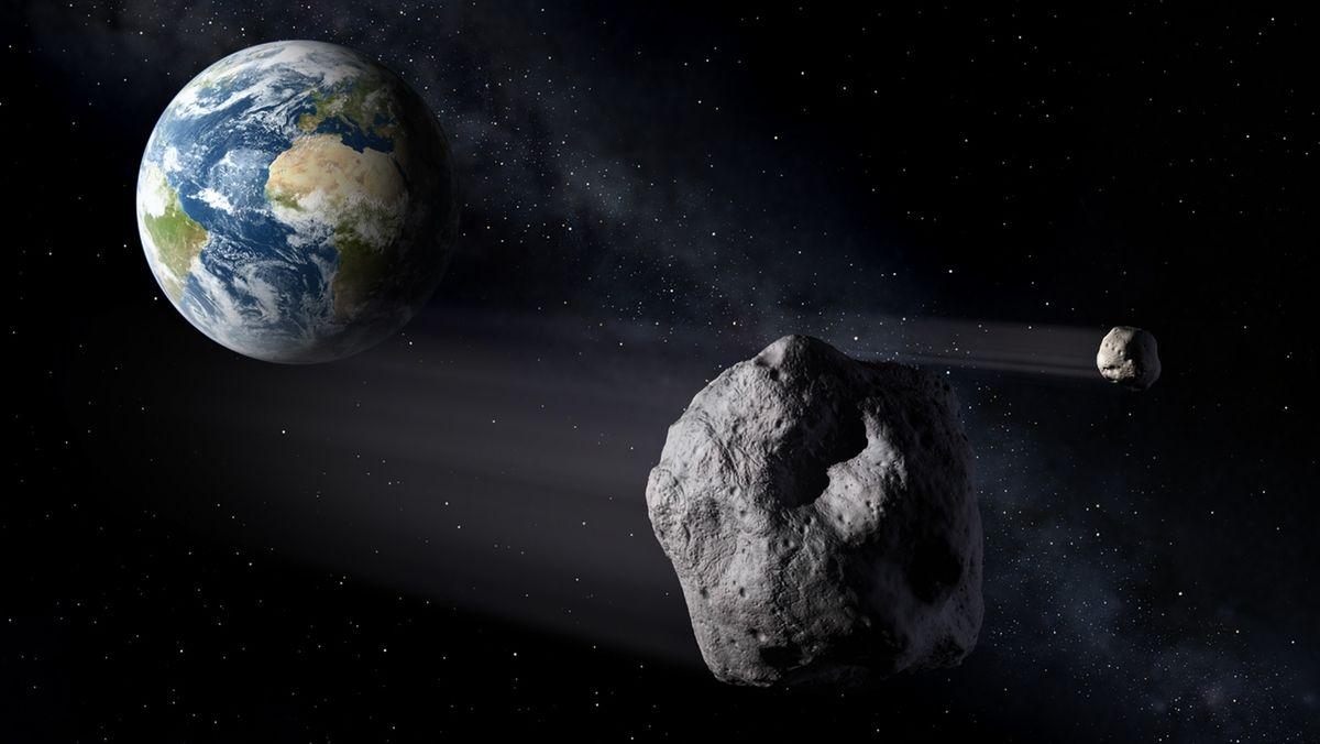 Asteroiden in der Nähe der Erde