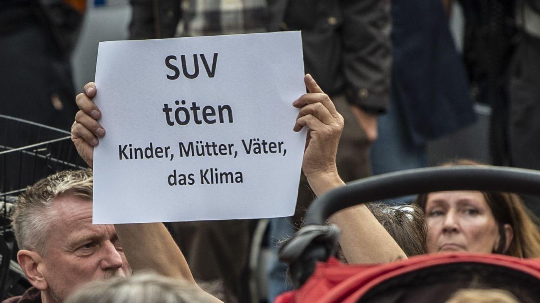Mahnwache in Berlin nach Unfall mit vier Toten