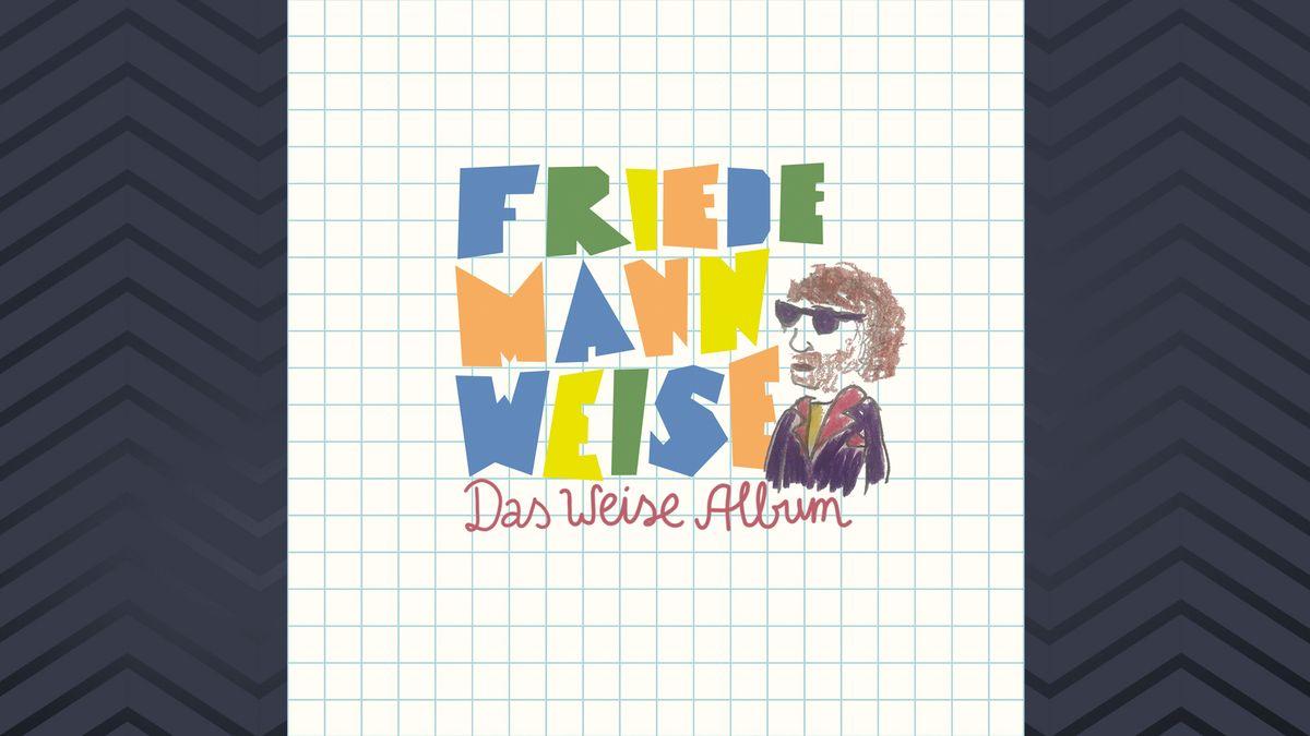 """Cover von Friedemann Weises """"Das weise Album"""""""