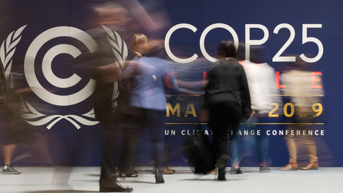 UN-Klimakonferenz in Madrid