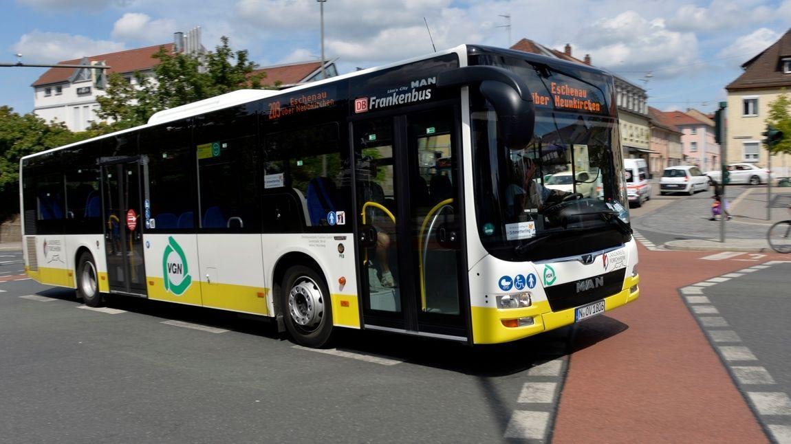 VGN-Regionalbus