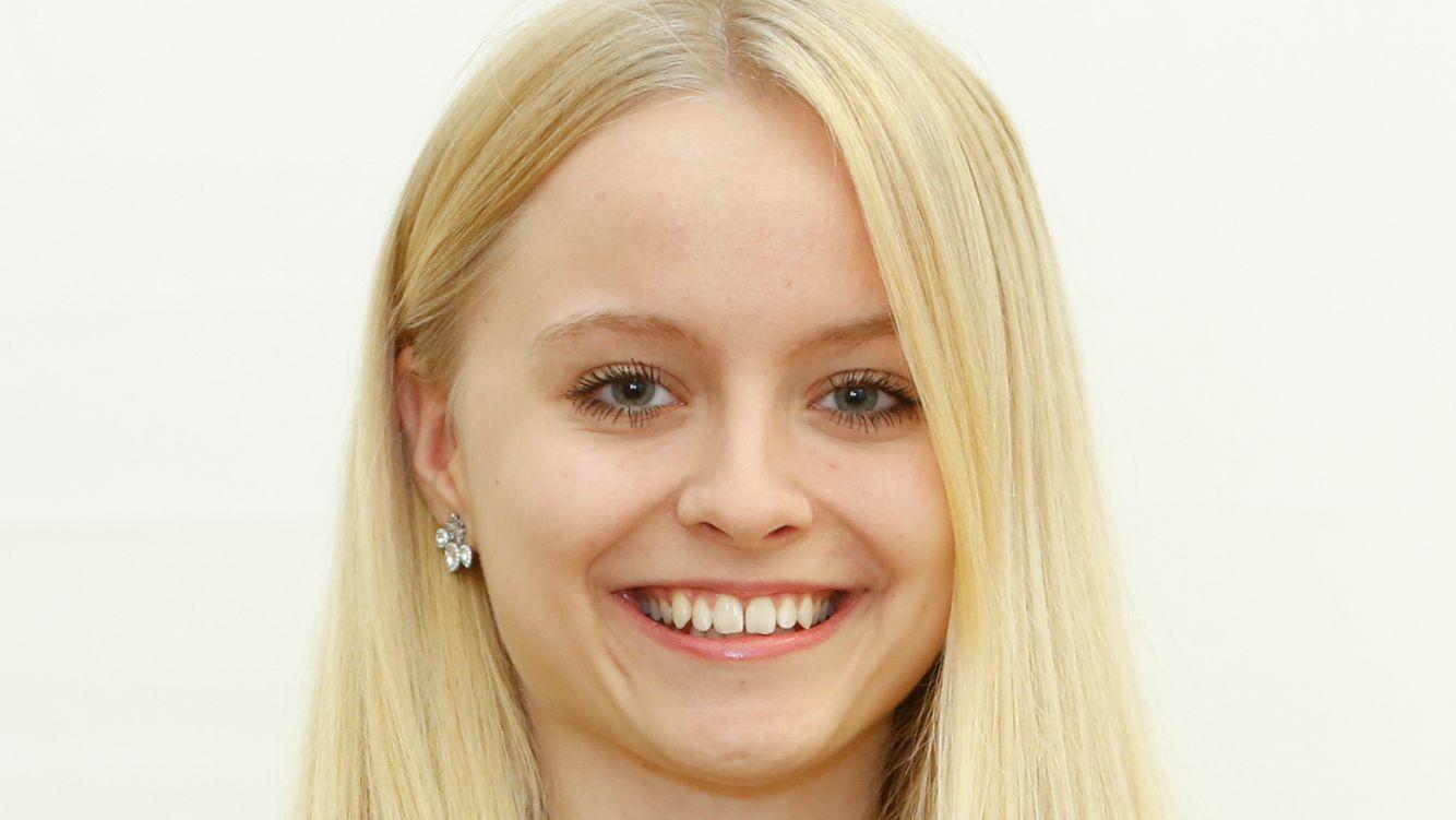 Christkind-Kandidatin Lara Kroll