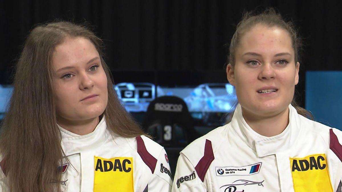 Alesia und Jacqueline Kreutzpointner