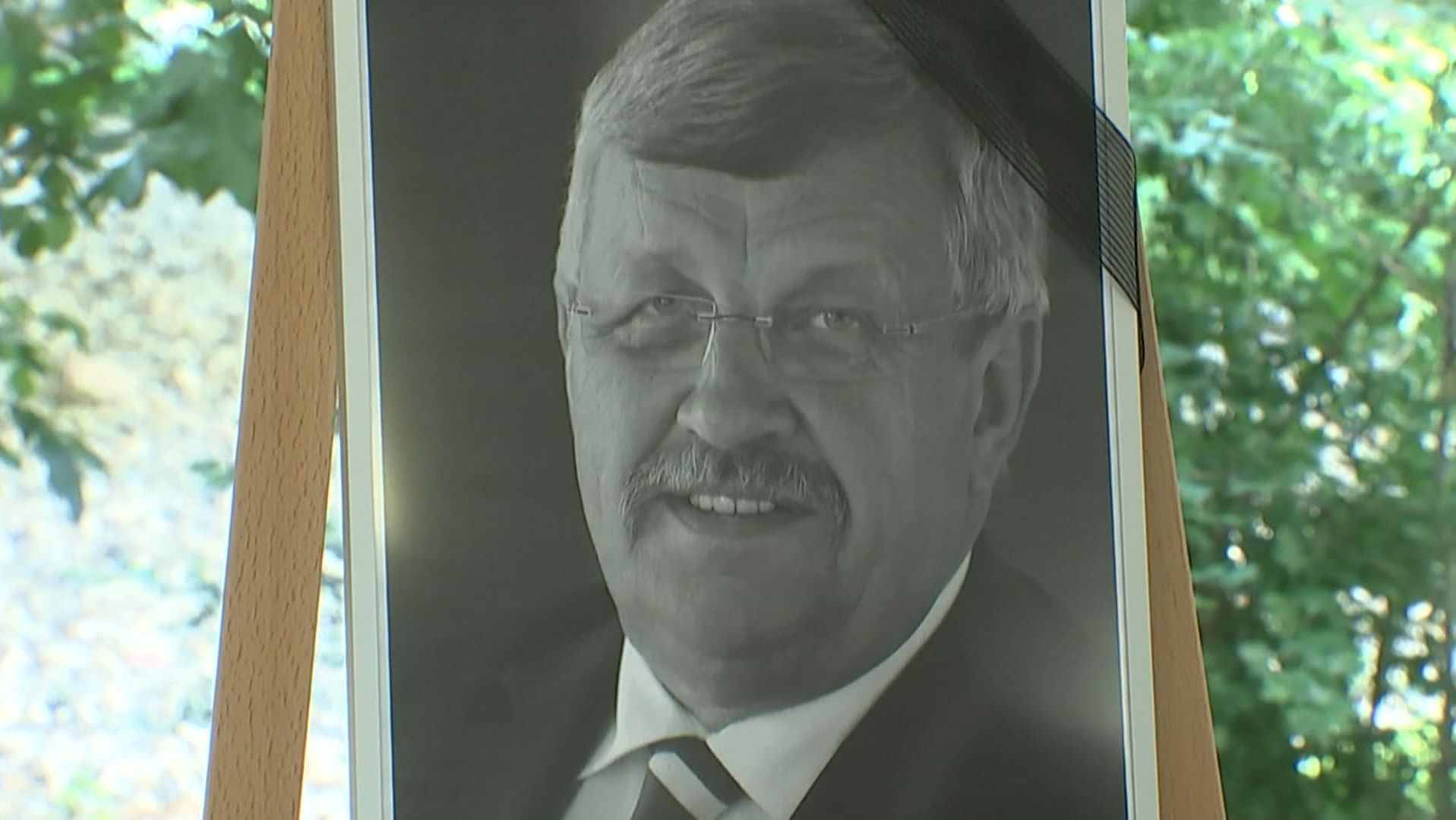 Der CDU-Politiker Walter Lübcke