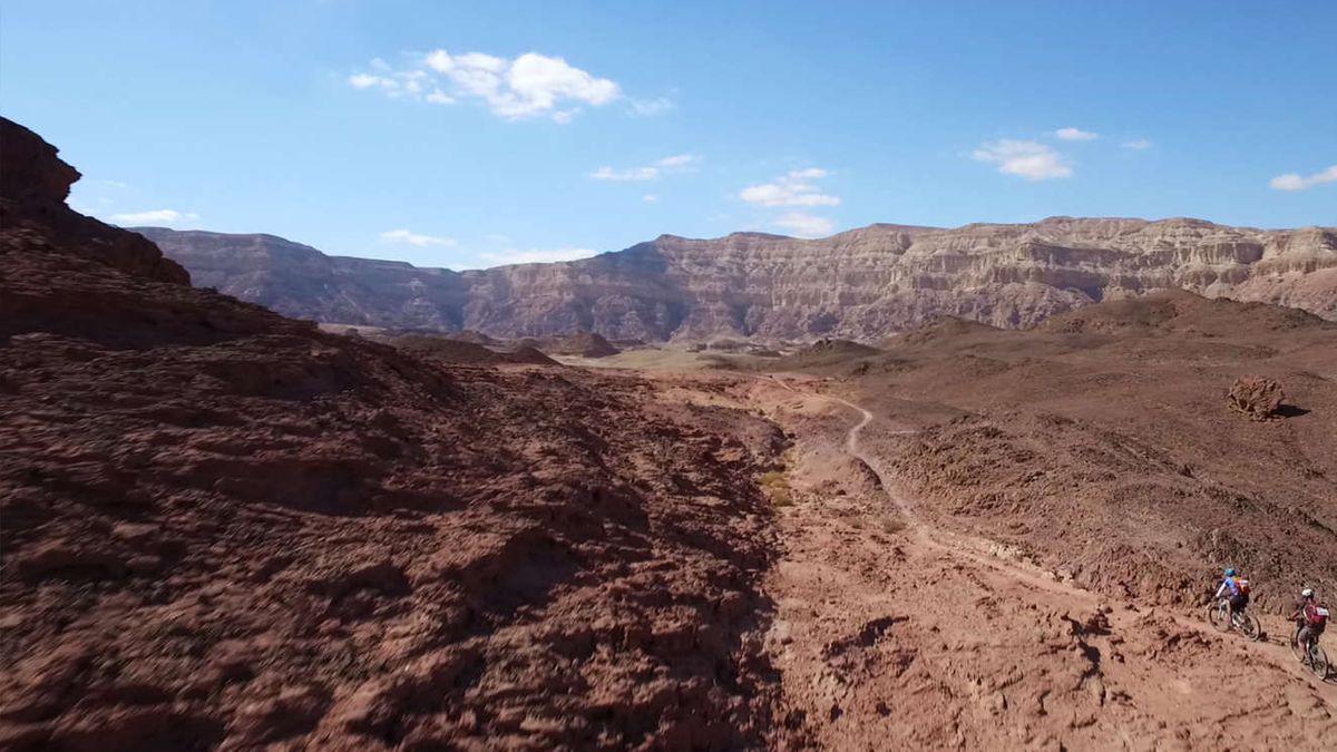 Arava-Wüste