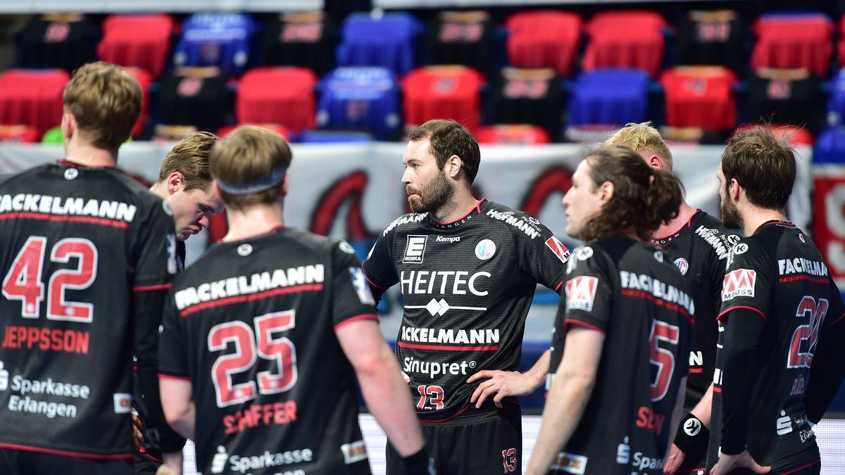 Spieler HC Erlangen