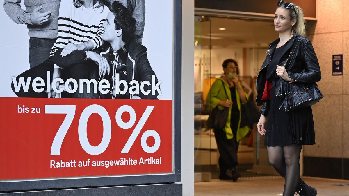 Große Rabatte im Einzelhandel aufgrund von Corona