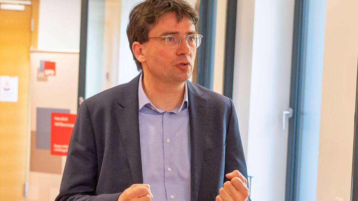 Florian von Brunn, SPD-Fraktionschef im Landtag