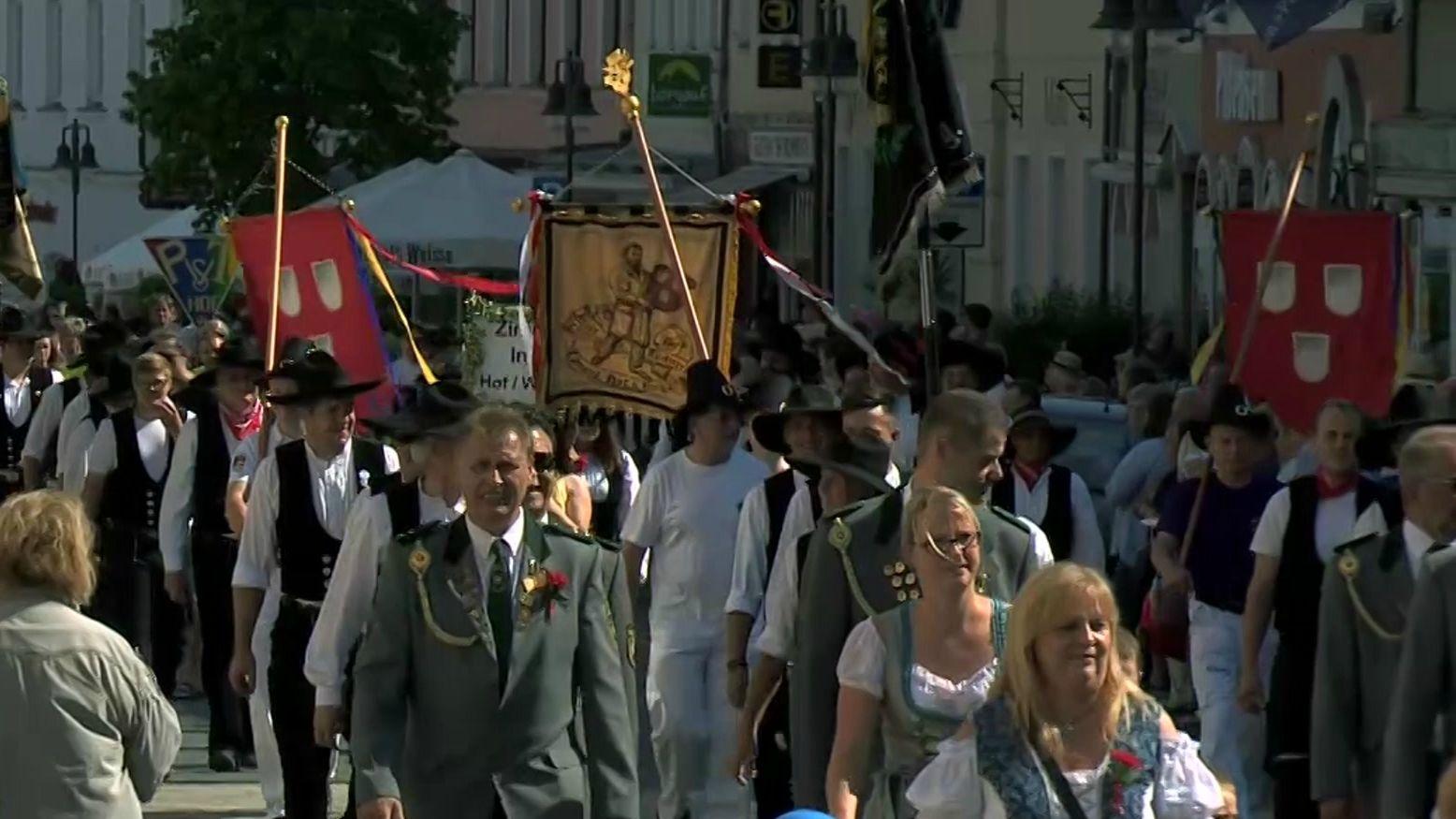 """Schlappentag""  2019 in Hof"