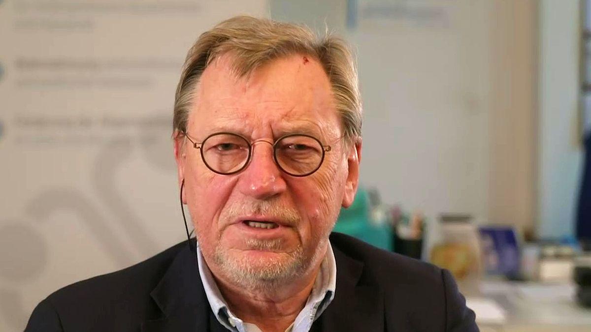 Dr. Ulrich Weigeldt, Bundesvorsitzende des Deutschen Hausärzteverbands
