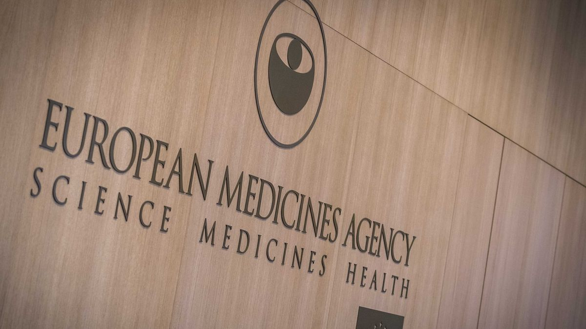 Das neue Gebäude der Europäischen Arzneimittel-Agentur (EMA) an der Amsterdam Zuidas.