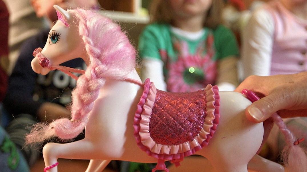 Rosa Pony - Geschlechterklischees bei Spielzeug