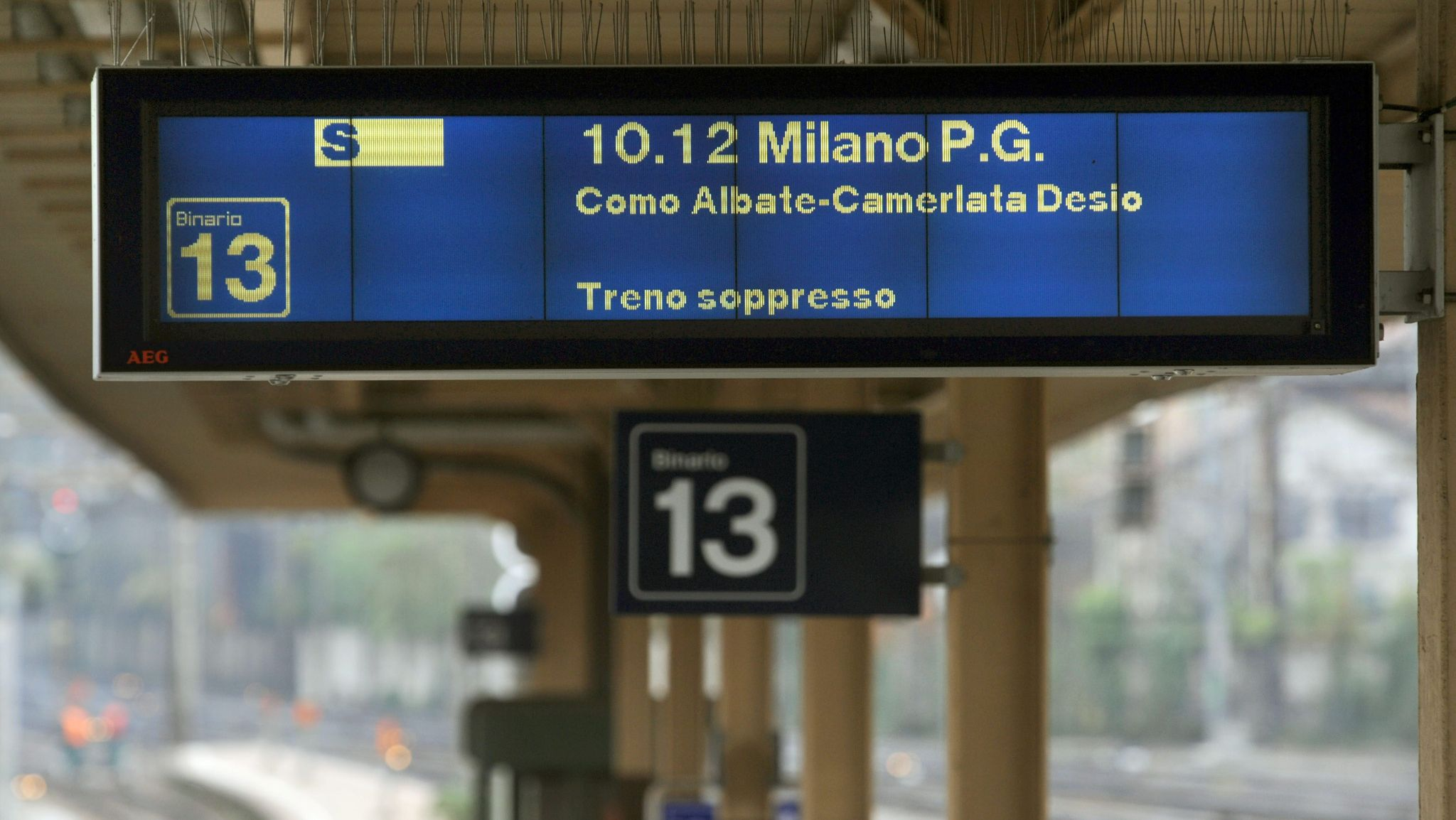 Streiks im öffentlichen Verkehr Italiens erwartet