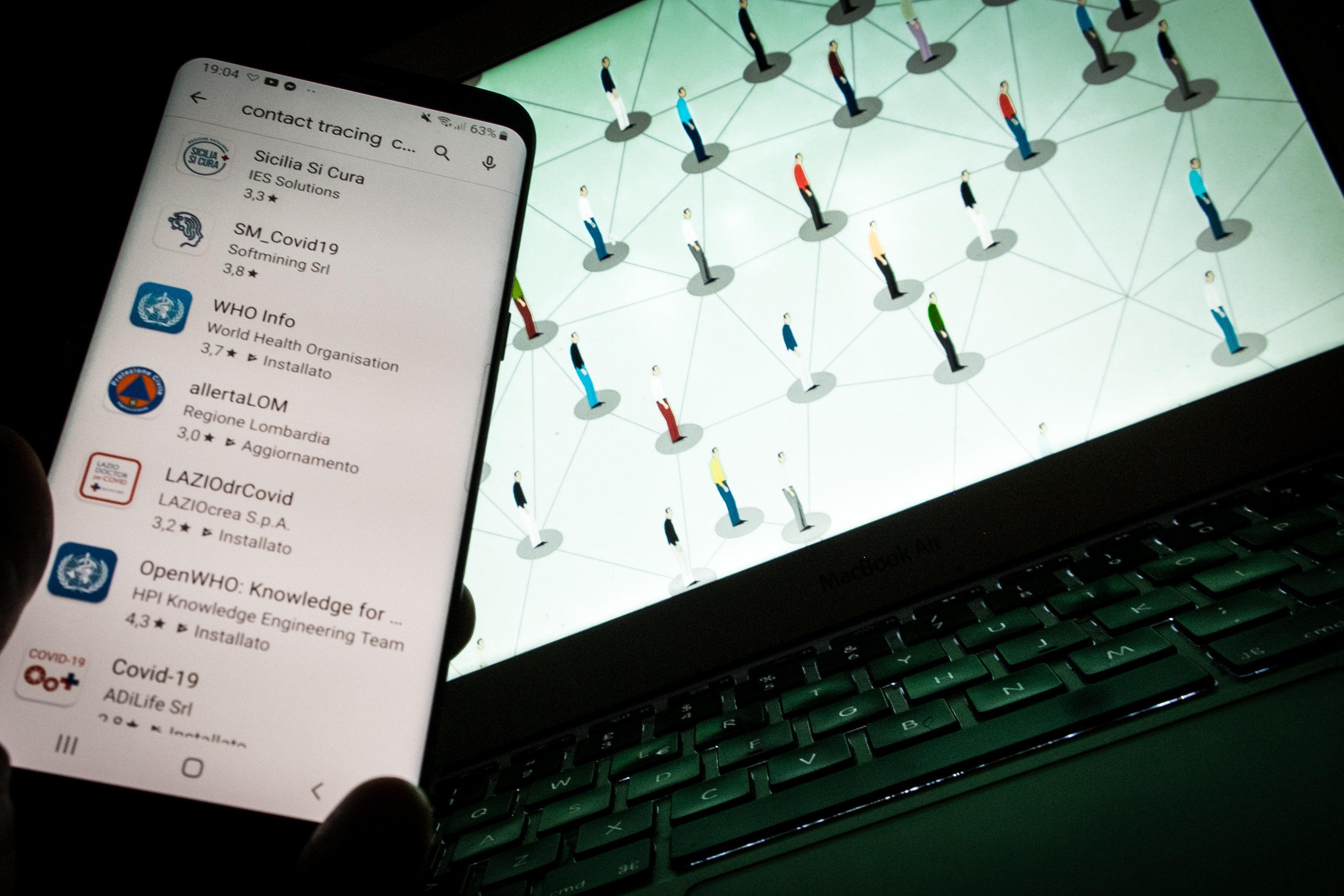 Corona-Warn-App: Bundesregierung prüft drei Modelle