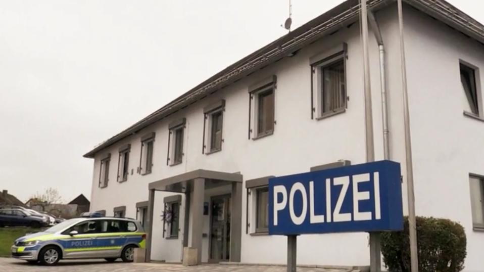 Polizeiwache in Eschenbach