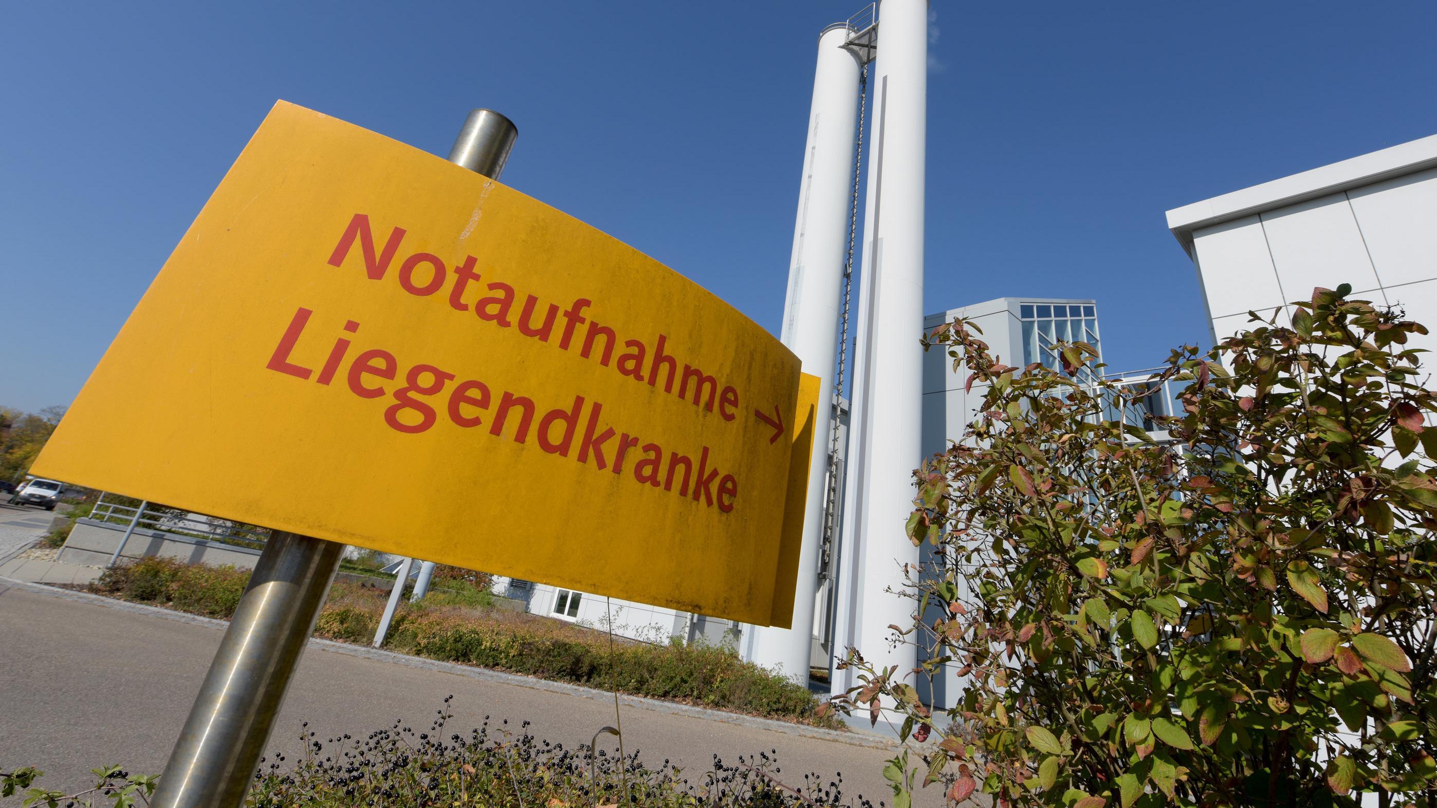 Die Donau-Ries Klinik in Augsburg