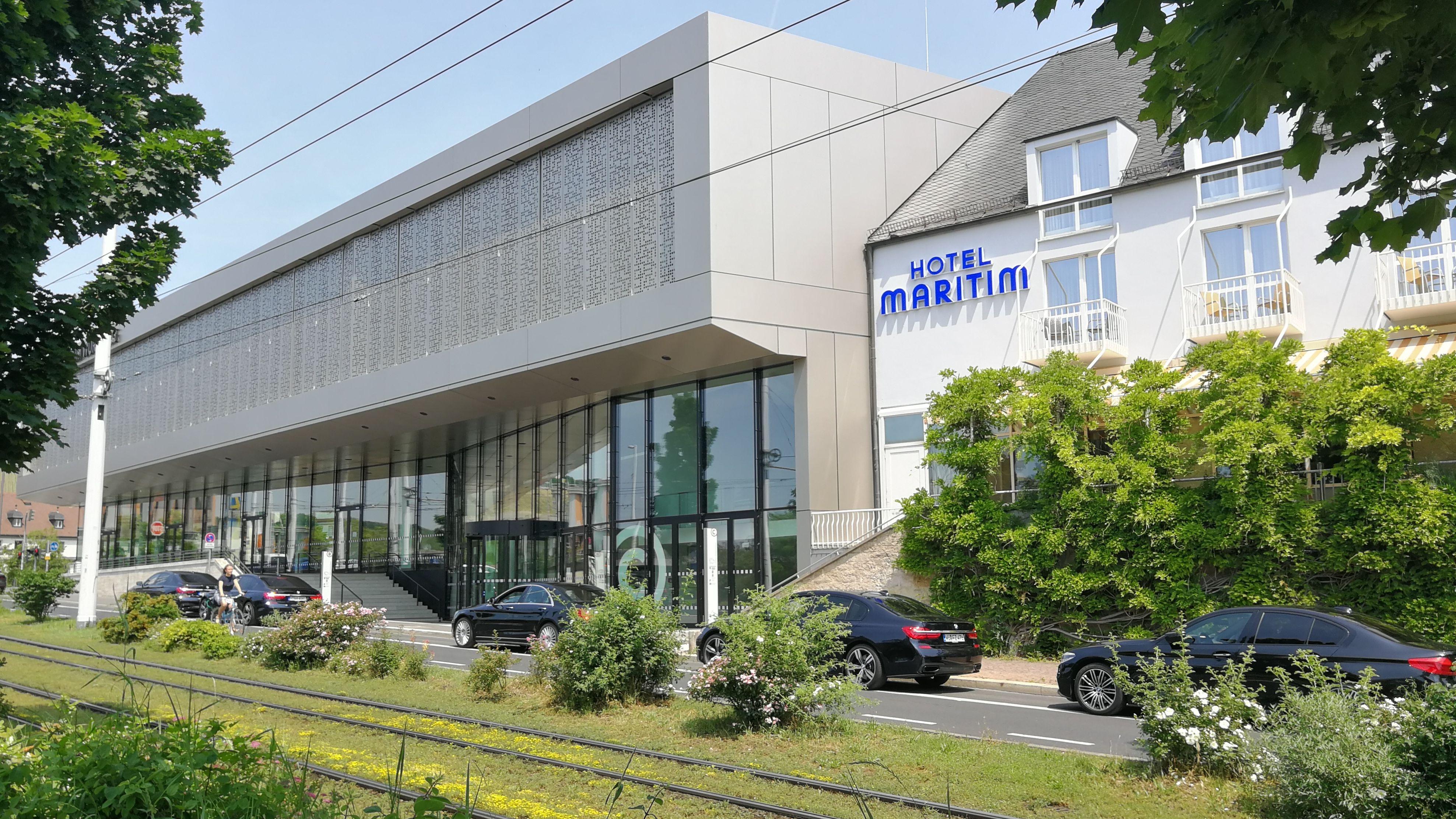 Tagung der Präsidenten der deutschsprachigen Landesparlamente im Würzburger Congresscentrum