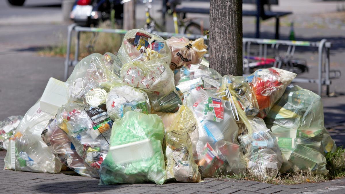 Die Deutschen müssen in den kommenden Jahren mehr Kunststoff recyceln
