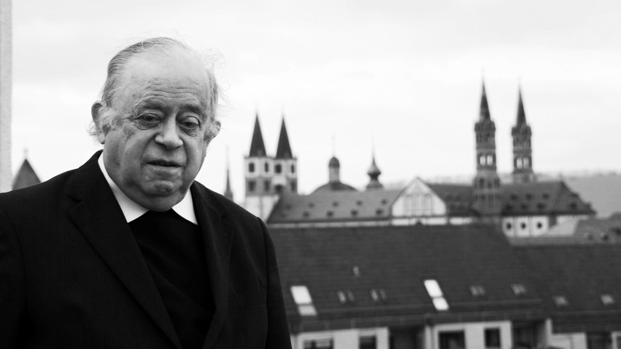 Der frühere Bischof Paul Werner Scheele