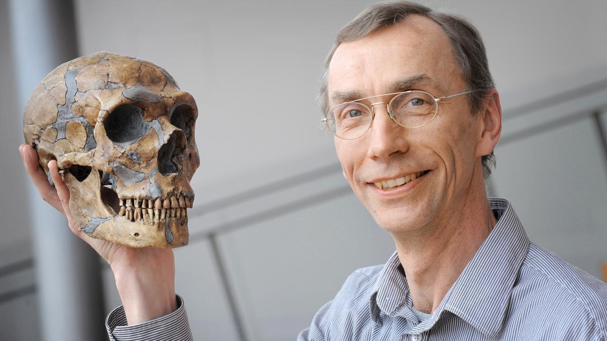 Svante Pääbo, Wissenschaftler aus Leipzig, hat mit seinen Erkenntnissen zu den Ursprüngen der Menschheit wahre Pionierarbeit geleistet.