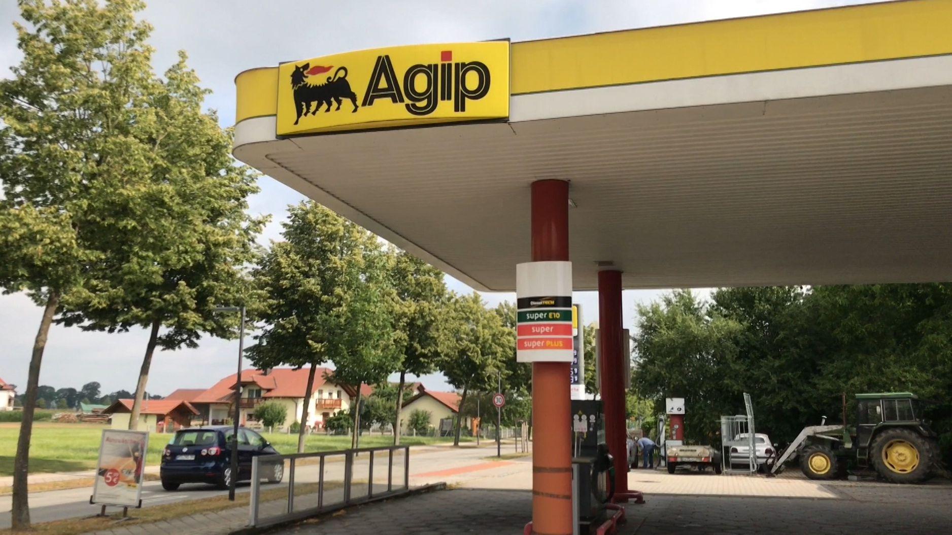 Die Tankstelle in Bad Füssing wurde bereits zwei Mal überfallen, jetzt gab es eine Bombendrohung