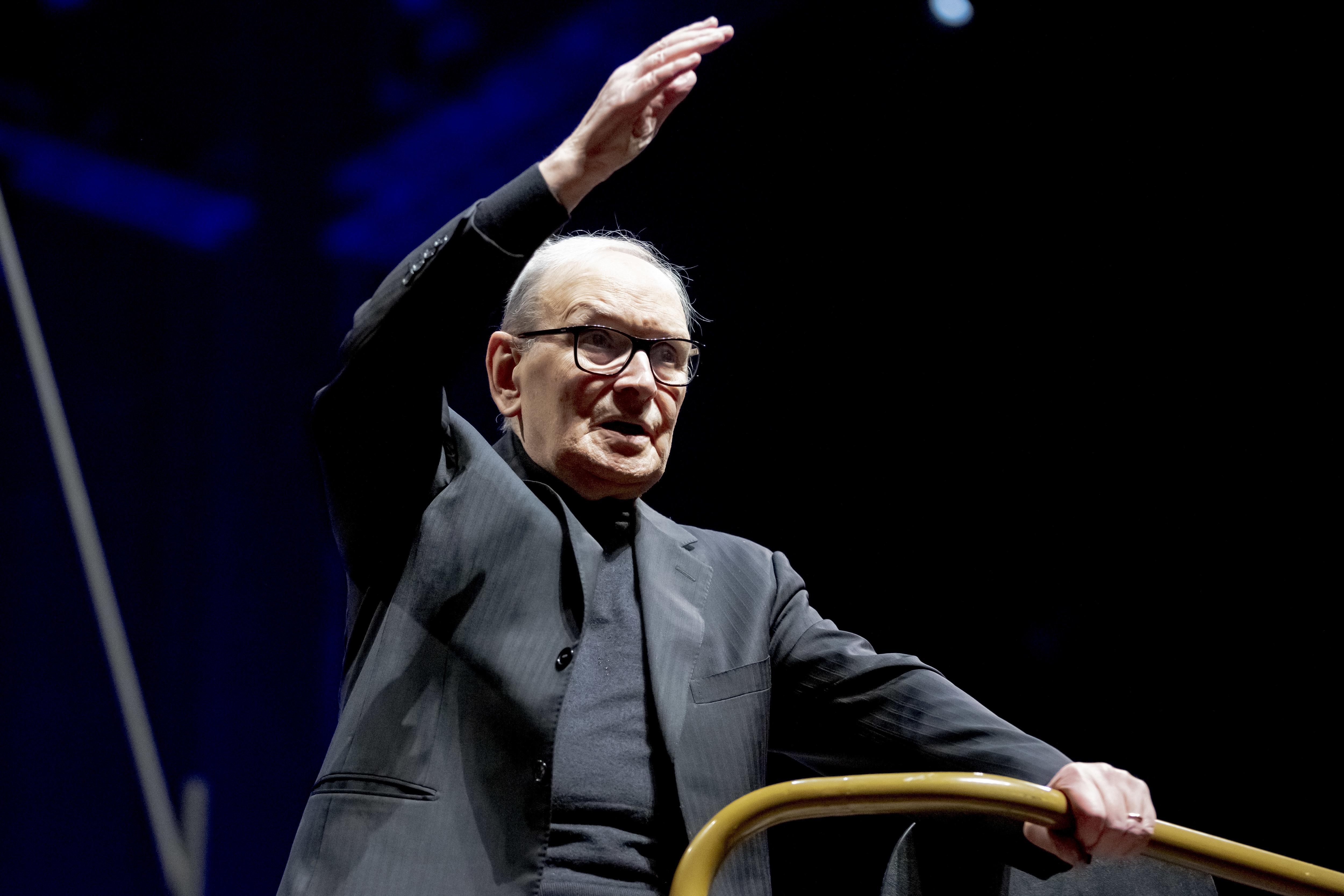 Ennio Morricone mit 91 Jahren verstorben