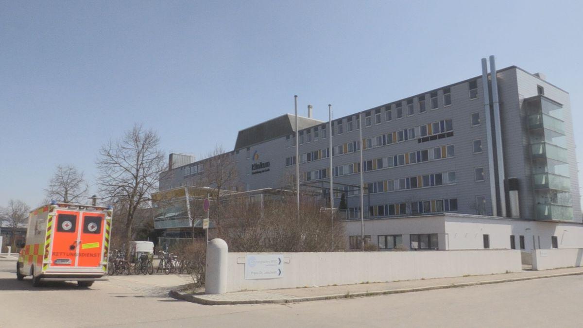 Klinikum Landsberg (Archivbild)