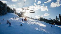 Ein Sessellift im Skigebiet Garmisch-Classic (Symbolbild) | Bild:BR/Julia Müller