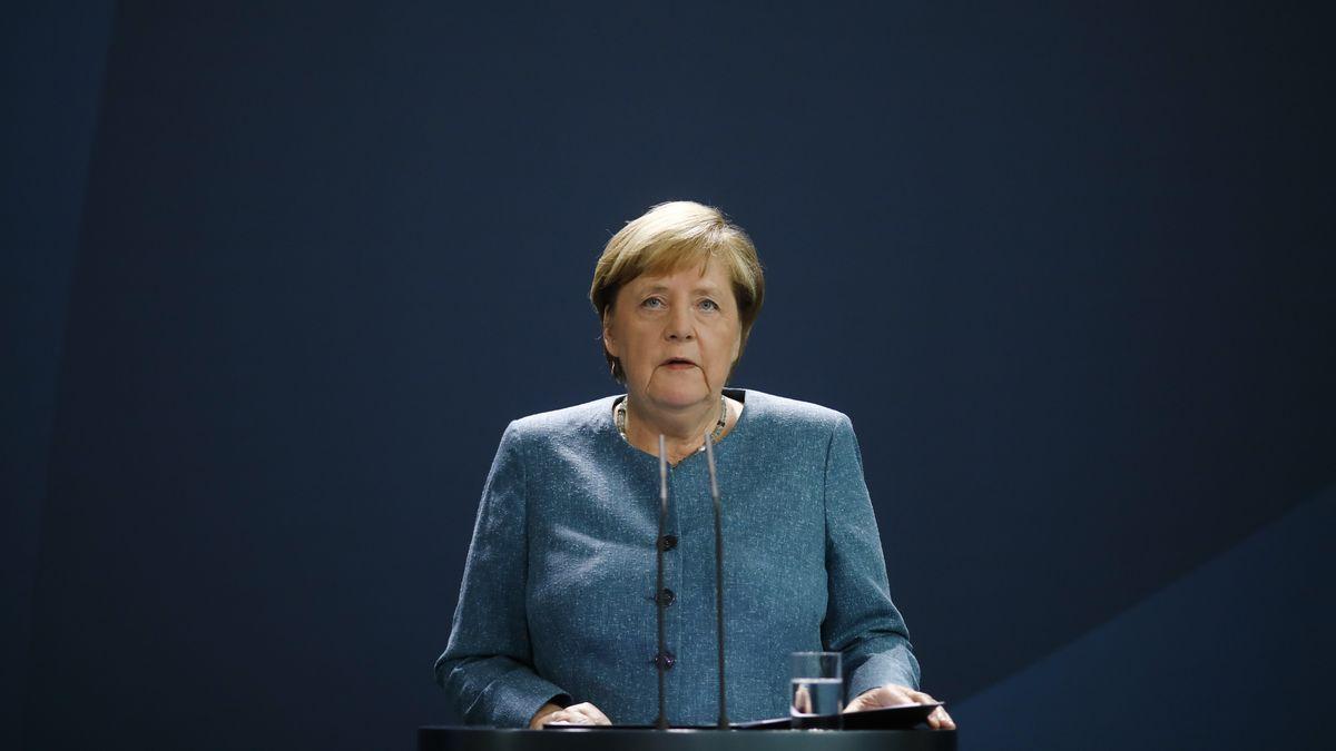 Angela Merkel: Kreml-Kritiker Nawalny wurde Opfer eines Verbrechens