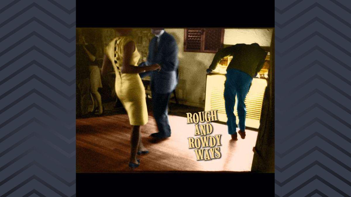 Cover mit einem tanzenden Paar und einem Mann an der Jukebox