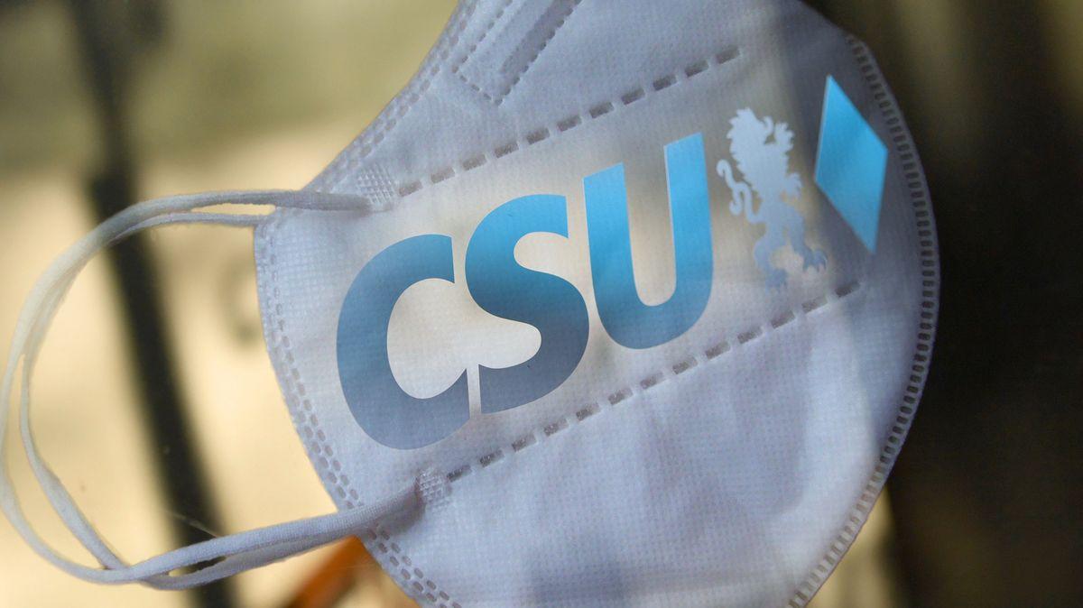 In der Maskenaffäre um die CSU-Abgeordneten Alfred Sauter und Georg Nüßlein kommen immer neue Details ans Licht. Ein Mittelsmann wurde nun aus der U-Haft entlassen.