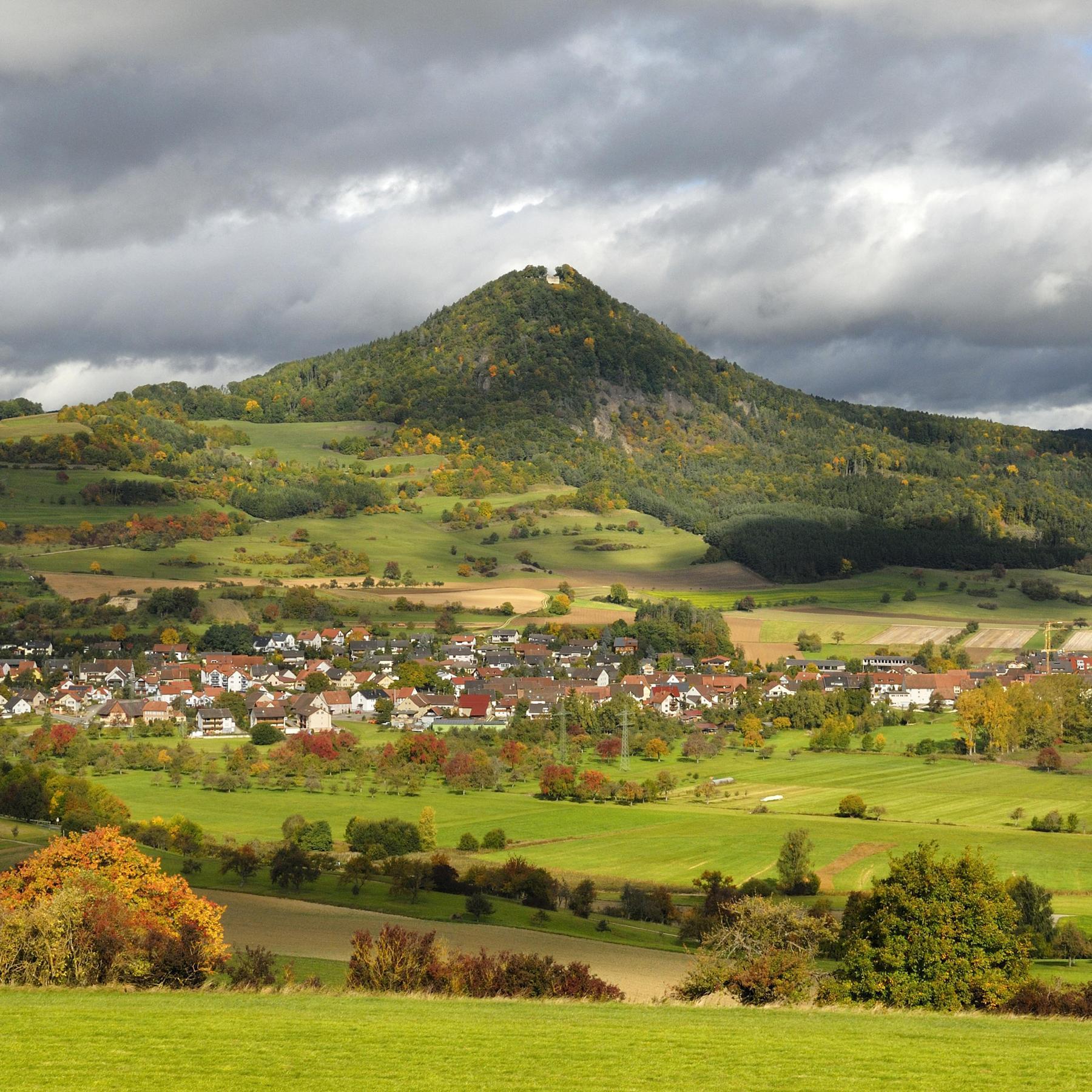 Vulkane in Deutschland - schlafende Riesen